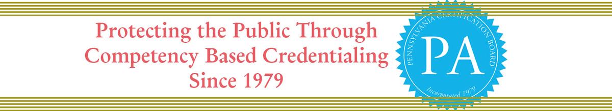Pennsylvania Certification Board